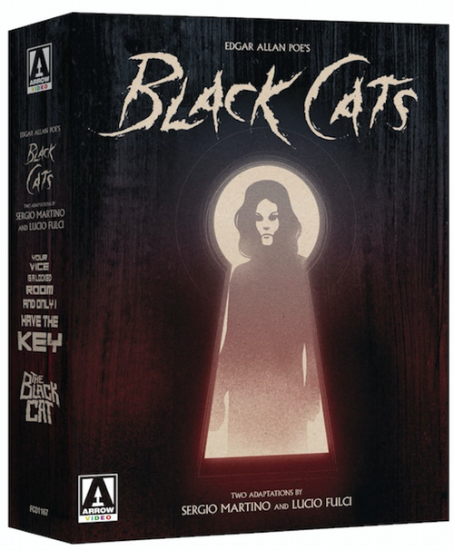 Black Cats (region-free blu-ray/DVD box set)