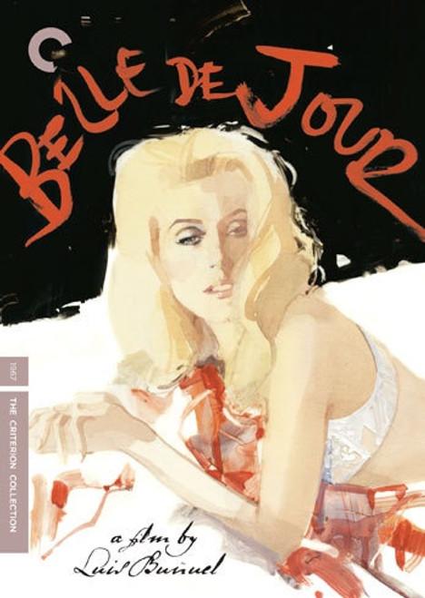 Belle De Jour (Criterion region-1 DVD)