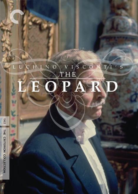 The Leopard (Criterion region-1 3DVD)