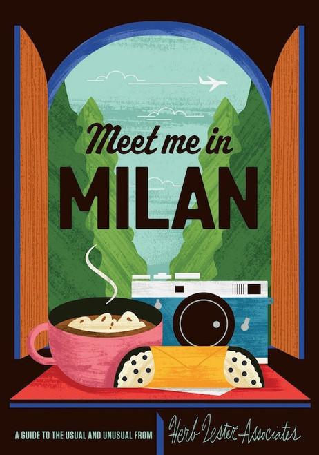 Meet Me in Milan (Map guide)