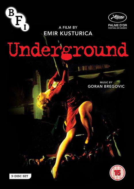 Underground (region-2 DVD)