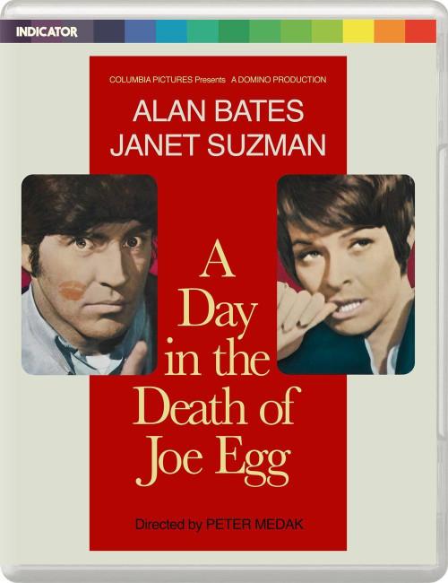 A Day In The Death of Joe Egg (region-free blu-ray/DVD)