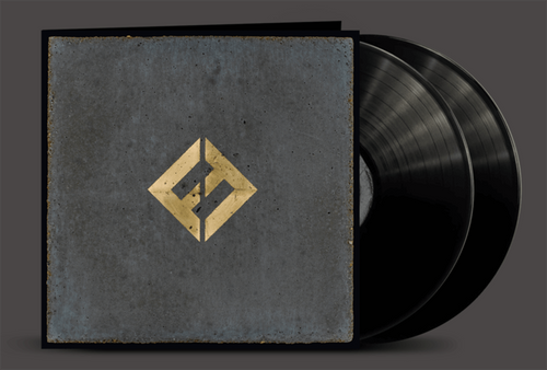 Concrete and Gold (2LP w. download)