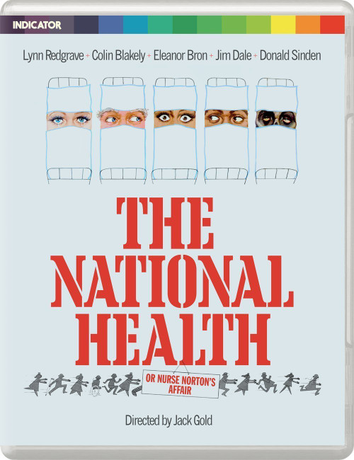 The National Health (region-free blu-ray/DVD)
