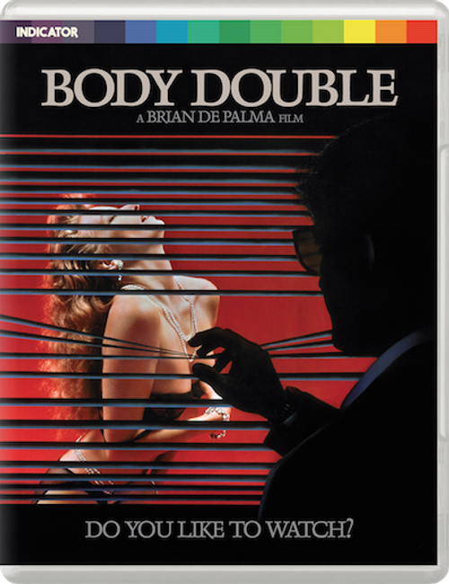 Body Double (region-free blu-ray/DVD combo pack)