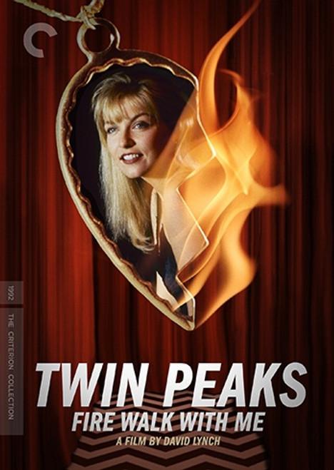 Twin Peaks: Fire Walk With Me (Criterion region-1 2DVD)
