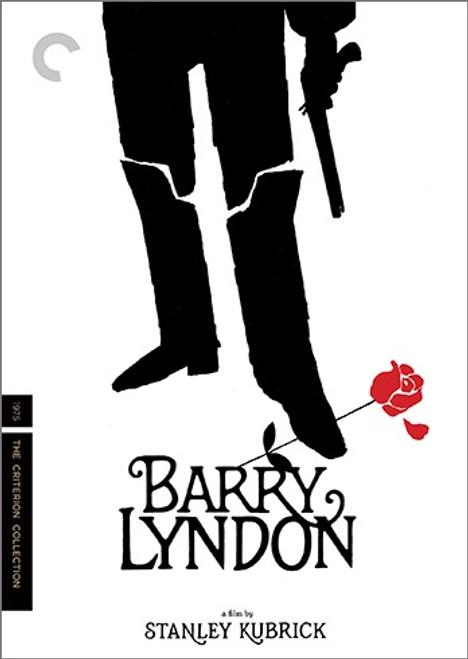 Barry Lyndon (Criterion region-1 2DVD)