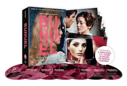 Bunuel: The Essential Collection (region-B blu-ray box set)