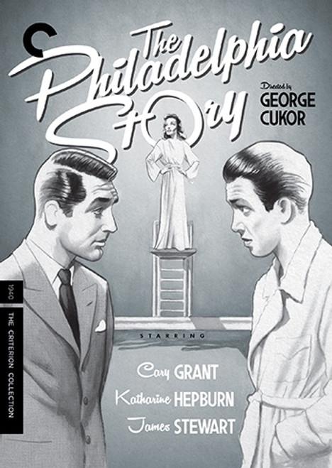 The Philadelphia Story (Criterion region-1 2DVD)