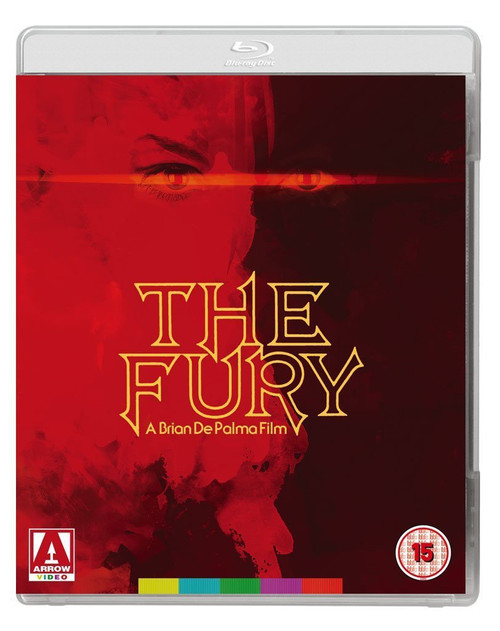 The Fury (region-B blu-ray)