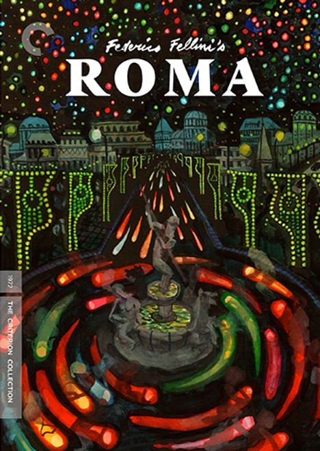 Roma (Criterion region 1 DVD)