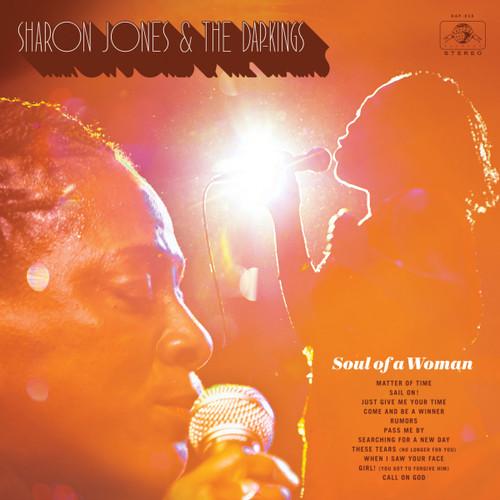 Soul of a Woman (limited edition colour vinyl)
