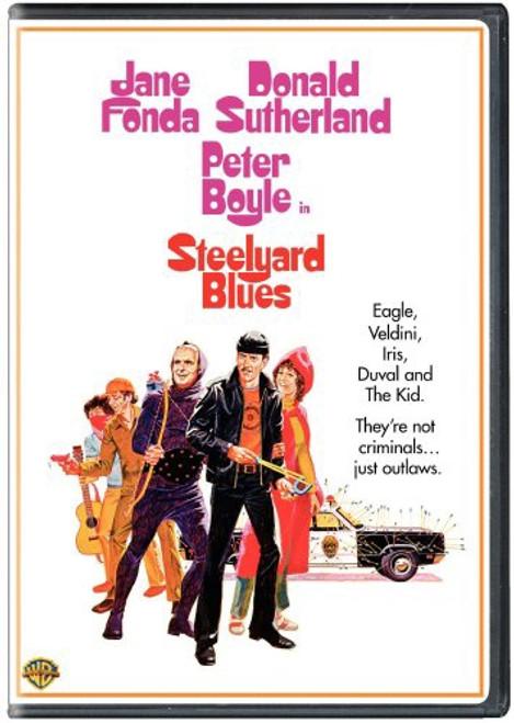 Steelyard Blues (region-free DVD)
