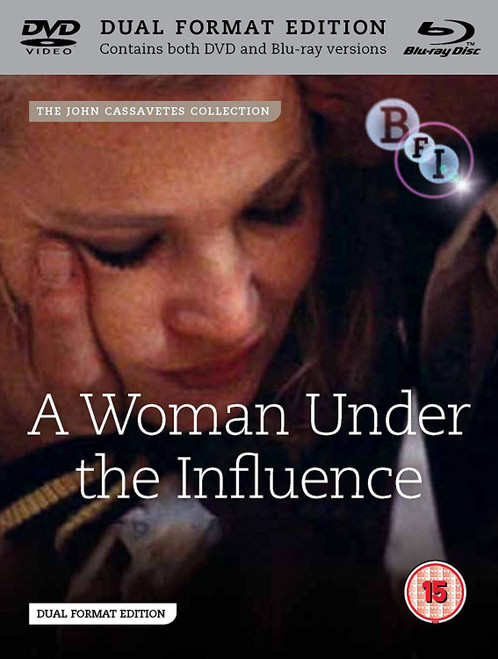 A Woman Under The Influence (region-B/2 blu-ray/DVD)