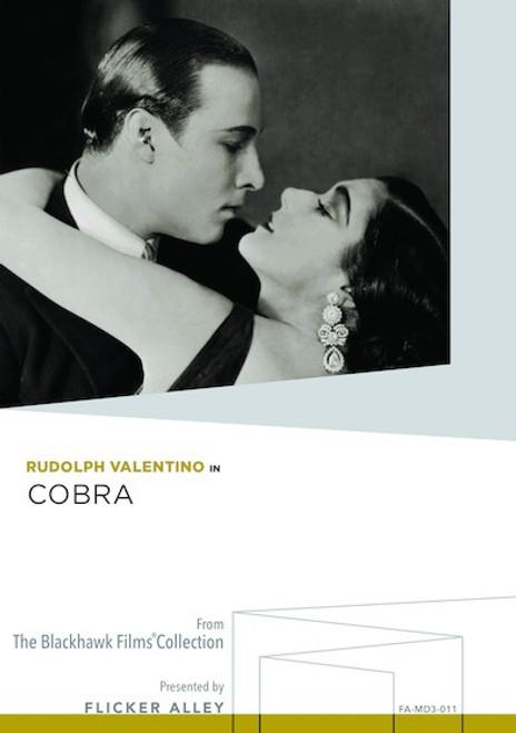 Cobra (region-free DVD)