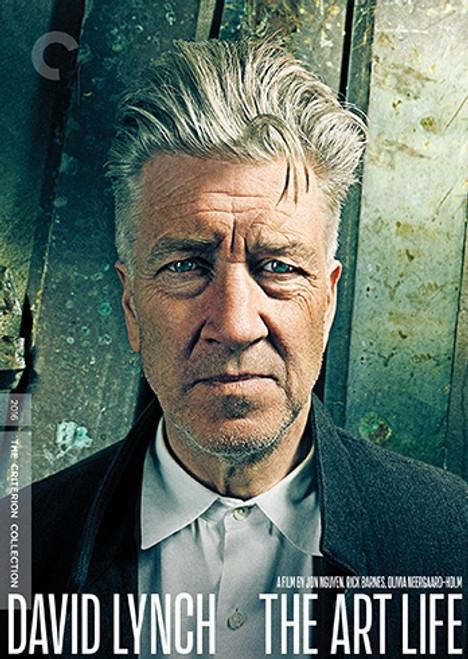 David Lynch: The Art Life (Criterion region-1 DVD)