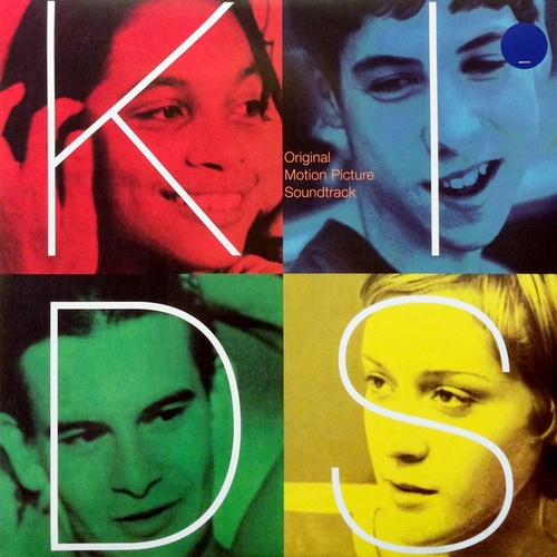 Kids (original soundtrack LP vinyl)