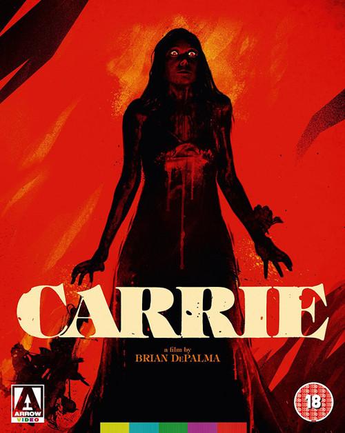 Carrie (region-B blu-ray limited edition)