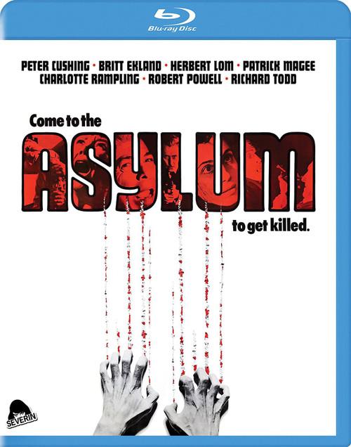 Asylum (region-free blu-ray)