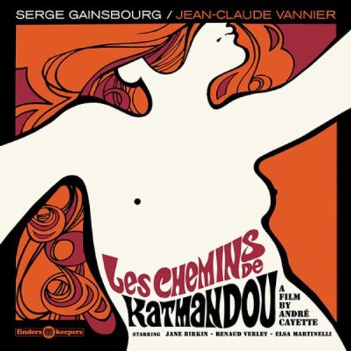 Les Chermins De Katmandou (soundtrack vinyl LP)