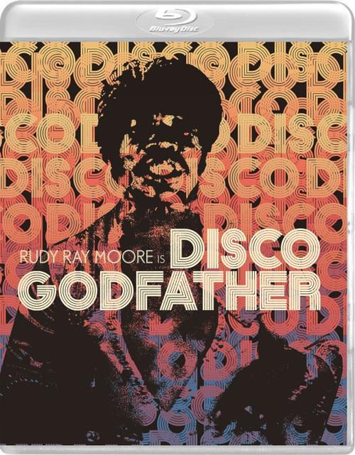 Disco Godfather (region-free blu-ray/DVD combo)