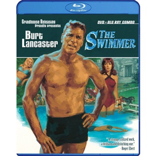 The Swimmer (region free Blu-ray/DVD)