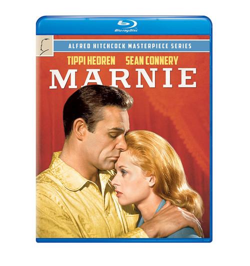 Marnie (region-free blu-ray)