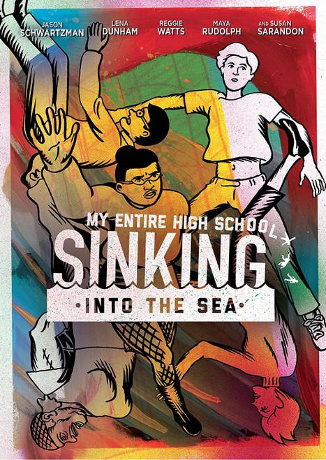 My Entire High School Sinking into the Sea (region-1 DVD)