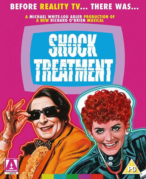 Shock Treatment (region-B limited edition blu-ray)