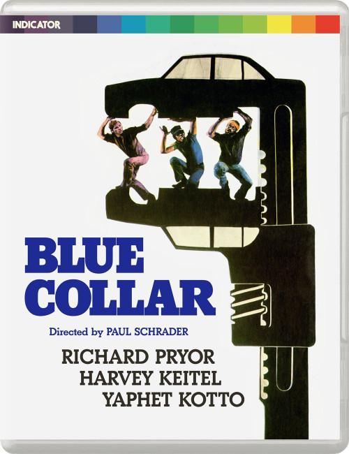 Blue Collar (region-free blu-ray)