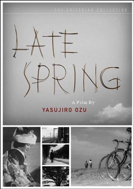 Late Spring (Criterion region-1 2DVD)