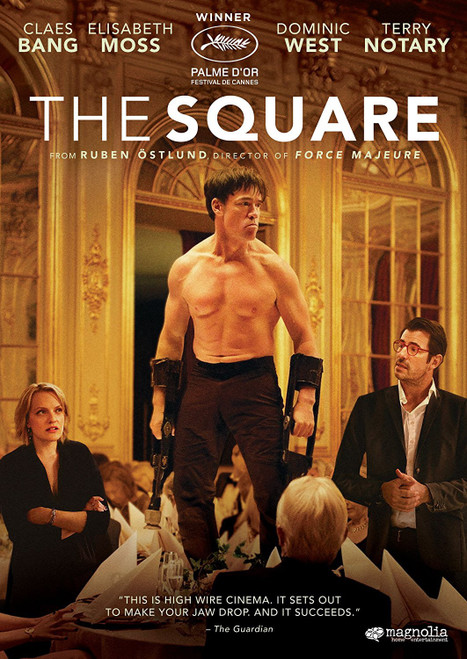 The Square (region-1 DVD)