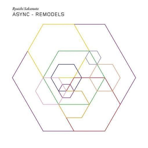 Async-Remodels (vinyl 2LP)