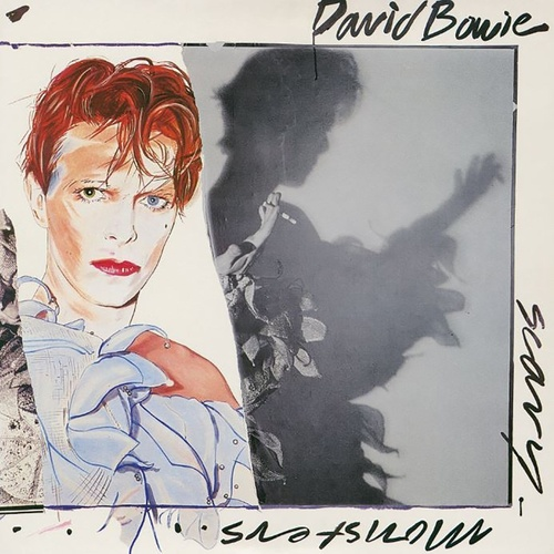 Scary Monsters (2017 remastered vinyl LP)