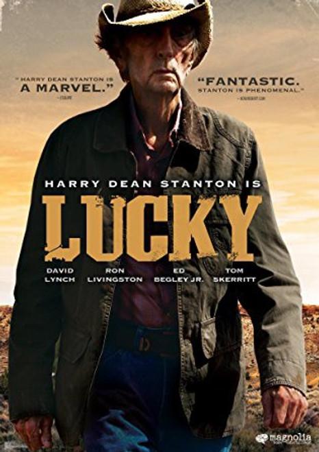 Lucky (region-1 DVD)