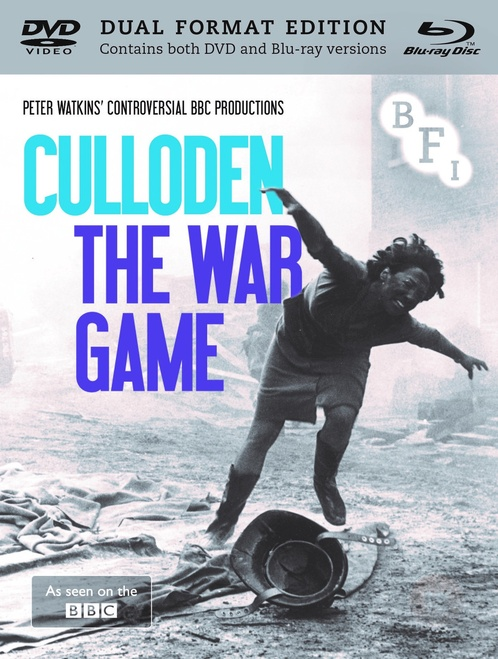 Culloden (region B/2 blu-ray/DVD combo)
