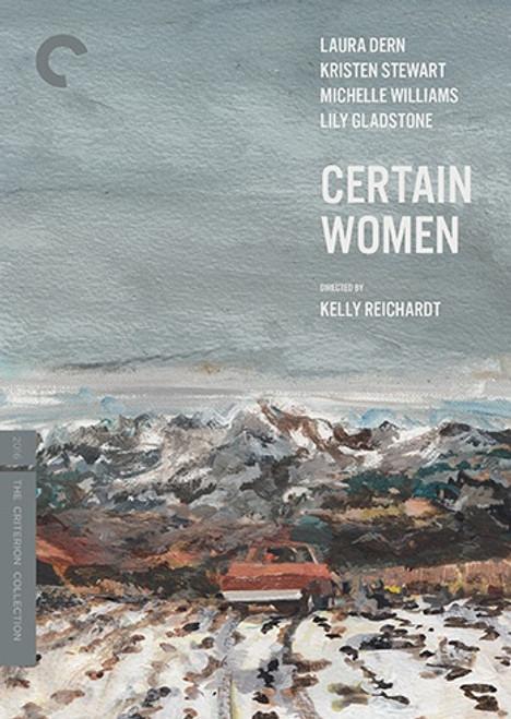Certain Women (Criterion region-1 DVD)