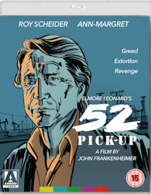 52 Pick-Up (region-B/2 blu-ray/DVD)