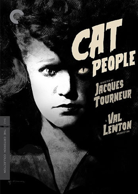 Cat People (Criterion region 1 2DVD)