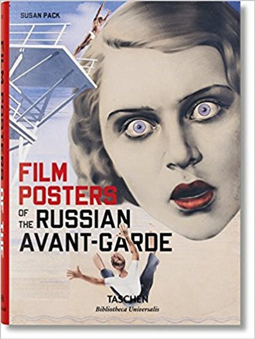 Film Posters of the Russian Avant-garde (hardback edition)