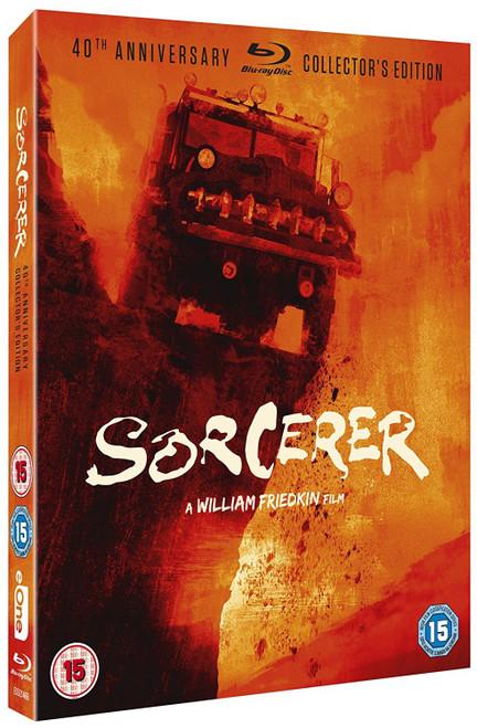 Sorcerer - 40th Anniversary Collector's Edition (region-B blu-ray)