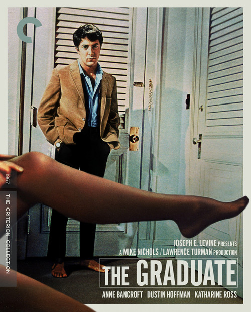 The Graduate (Criterion region-A blu-ray)