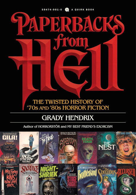 Paperbacks from Hell (paperback edition)