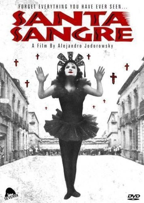 Santa Sangre (region-free DVD)