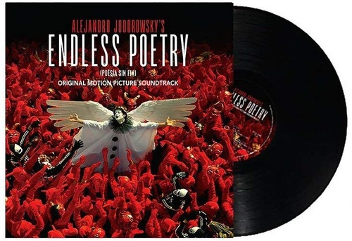 Endless Poetry (original soundtrack LP)