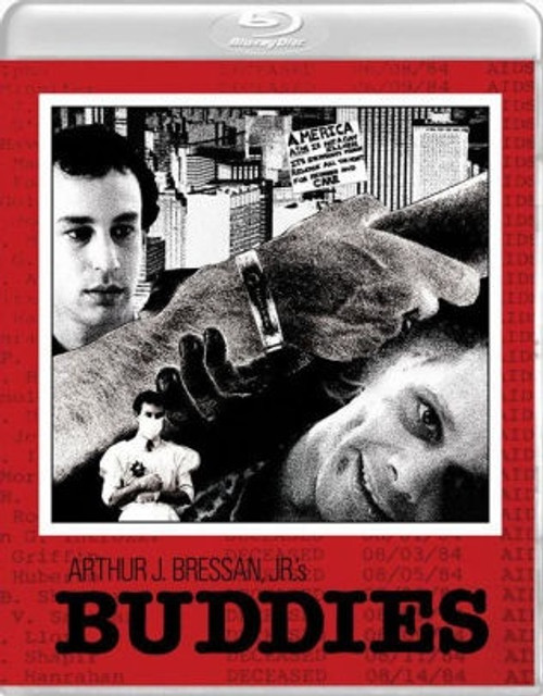 Buddies (region-free blu-ray/DVD)