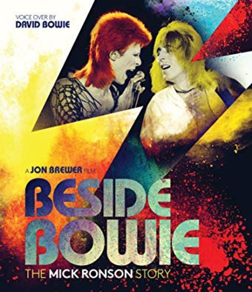 Beside Bowie (region-free blu-ray/DVD)