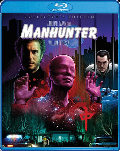 Manhunter (region-A 2 blu-rays)