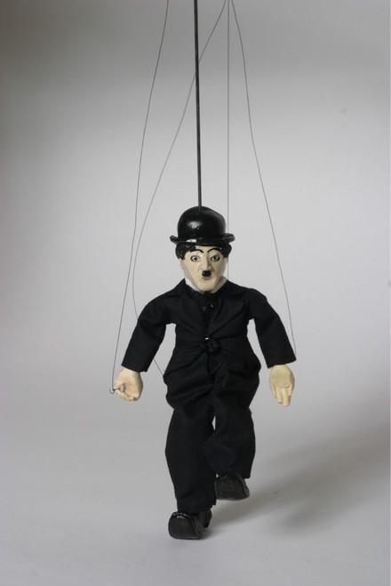 Charlie Chaplin marionette