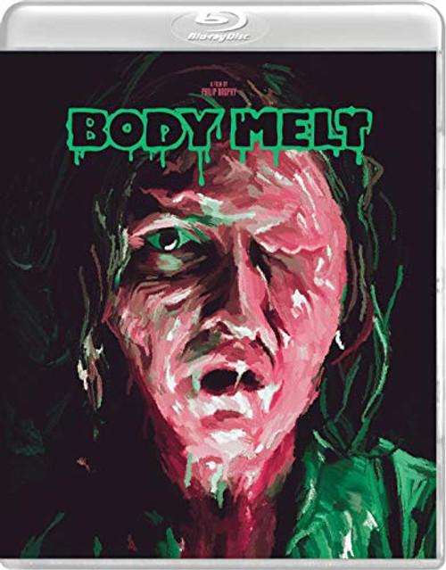 Body Melt (region-free blu-ray/DVD)